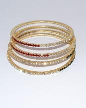 Gold Diamond Bangles Jewelry For Young Girls 2016 4