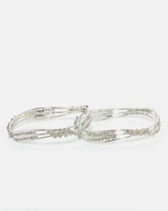 Gold Diamond Bangles Jewelry For Young Girls 2016 8