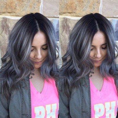 Hair Melting Color Technique Ideas Women Should See 7