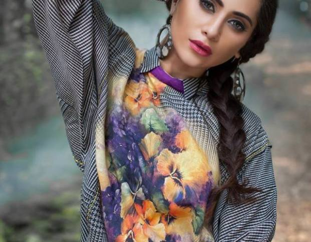 34affc039bb Kayseria Spring Embroidered Collection 2016 - Fashionvilas.com