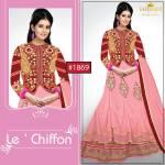 Le Chiffon Spring Collection Jaffrani Textiles 2016