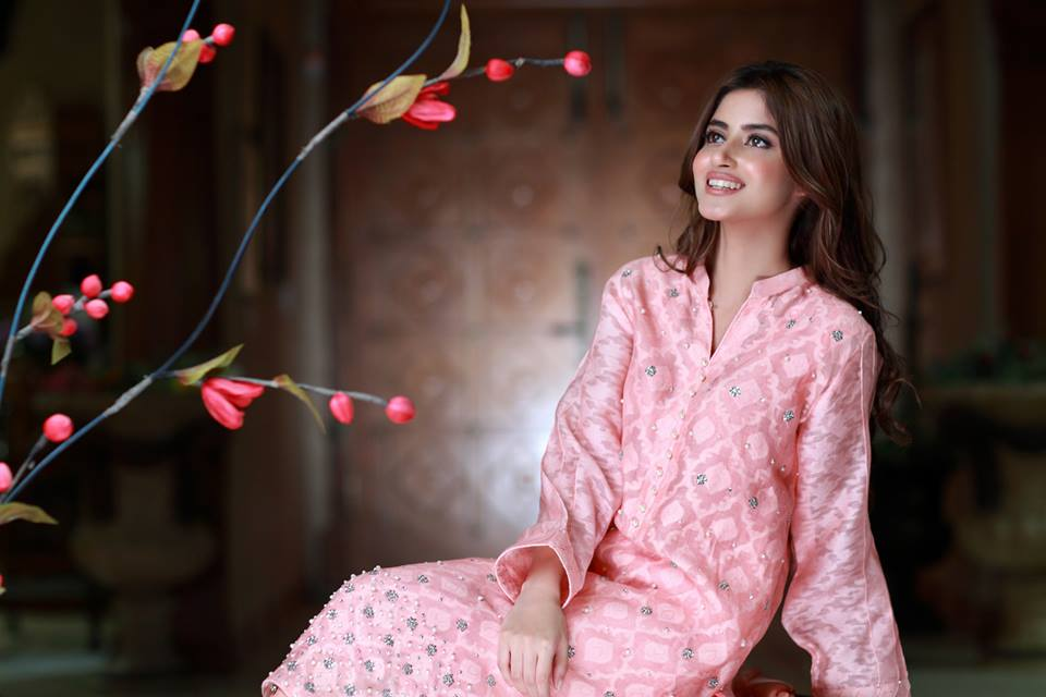 Luxe Masuri Spring Summer Agha Noor Collection 2016