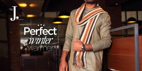 J. Men scarves