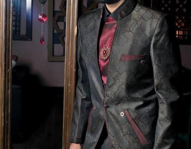 Men Spring Formal Wear Collection Haroon 2016