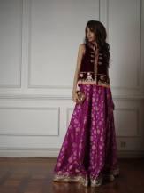 Misha Lakhani evening wear