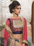 Natasha Couture Party Wear Lehenga Dress Collection 2016 8