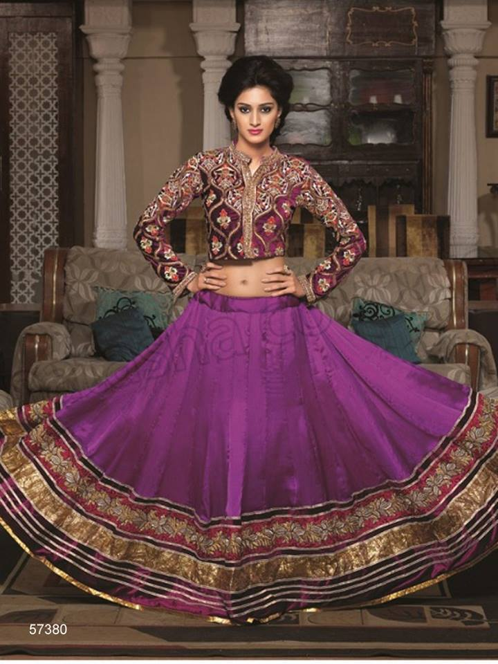 Natasha Couture Party Wear Lehenga