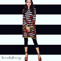 Ready To Wear Silk Tunics Sana Safinaz 2016
