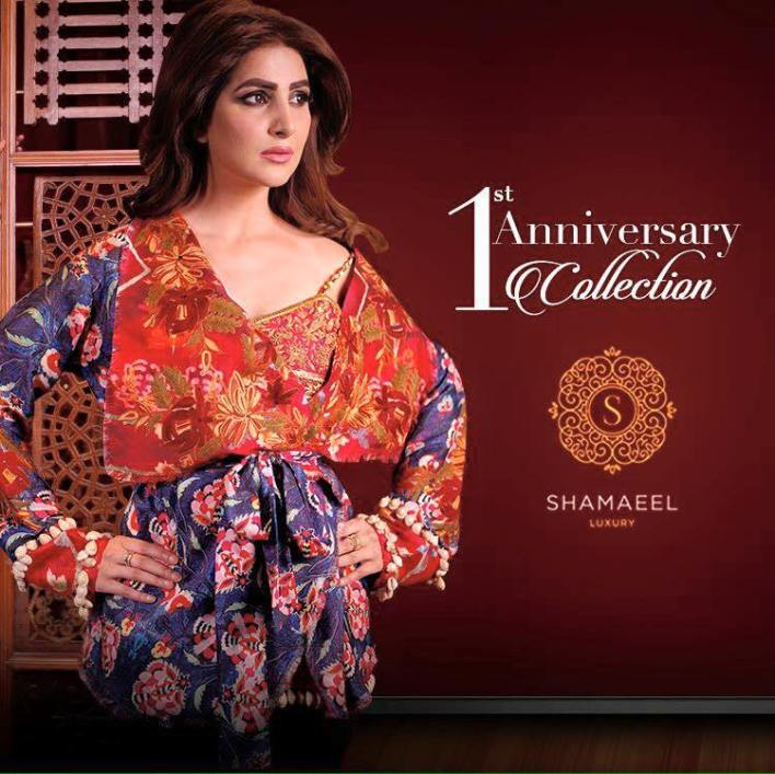 Shameel Ansari spring luxury collection