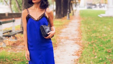 Slip Dress Types To Wear In Spring Season 2016