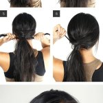 Spring Step By Step Hair Tutorials 5