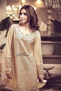 Three Piece Ready To Wear Formal Dresses Gul Warun 2016 11