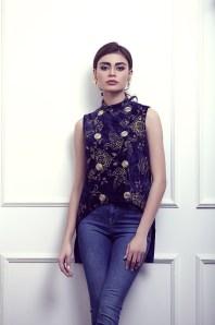 Umaima Mustafa Formal Wear Collection 2016 3