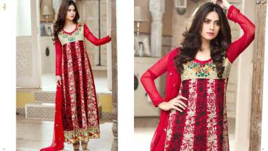 Wijdan Chiffon Spring Collection Salam Textile 2016