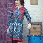 Alkaram Studio Digital Sateen I Love Pret Collection 2016