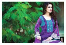 Amna Ismail Semi Stitched Chiffon Spring Collection 2016 17