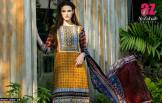 Anum Printed Lawn Dresses Al Zohaib Collection 2016 13