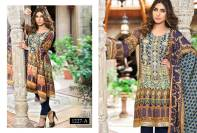 Digital Printed Cotton Silk UnStitched Collection 2016
