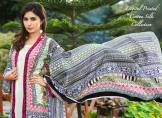 Digital Printed Cotton Silk UnStitched Collection 2016 4