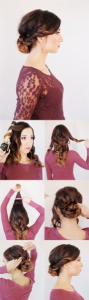 Hair Tutorials For Long Hair In Spring & Summer Season 16