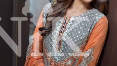 Iznik Luxury Chiffon Spring Summer Collection 2016