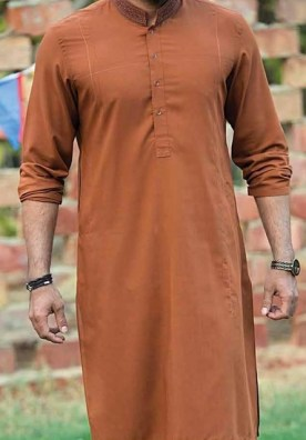 Junaid Jamshed Men's Summer Kurta Collection 2016 5