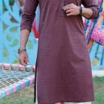 Junaid Jamshed Men's Summer Kurta Collection 2016 8