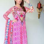 Kalyan Summer Lawn Dresses ZS Textiles 2016 4