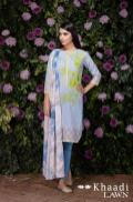 Khaadi Lawn 3 Piece Bold Impressions Summer Collection 15
