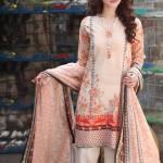 Khaadi Spring Season Two Piece Casual Wear 2016 12