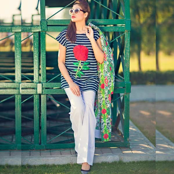 Lahori Ink Valentines Day Pret Collection 2016 4