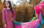 Libas embroidered lawn shariq textiles collection