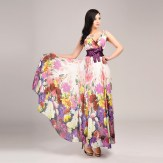 Long Maxi Dresses For The Spring Season Events 2