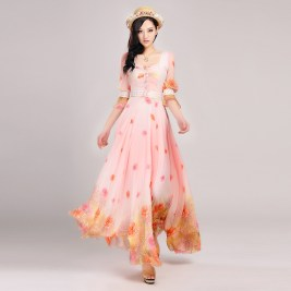 Long Maxi Dresses For The Spring Season Events 3