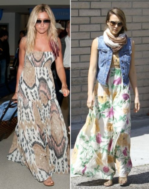 Long Maxi Dresses For The Spring Season Events 7