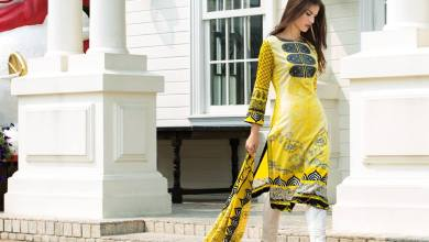 Monsoon Printed Summer Lawn Collection Al-Zohaib 2016