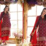Monsoon Printed Summer Lawn Collection Al-Zohaib 2016 5
