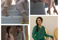Nazli Akbar Spring Summer Luxury Formal Collection 2016
