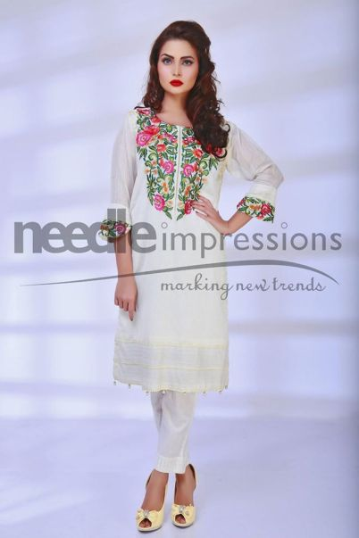 Ready To Wear Embroidered Spring Collection 2016 6