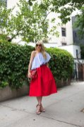 Ruffled Style Outfits For The Spring Season 2016