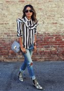 Ruffled Style Outfits For The Spring Season 2016 4