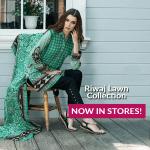Shariq Textiles Riwaj Summer Lawn Collection 2016 2