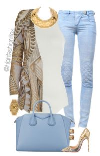Stylish Spring Polyvore Outfits To Try This Season 2