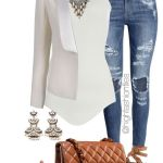 Stylish Spring Polyvore Outfits To Try This Season 4