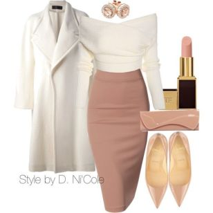 Stylish Spring Polyvore Outfits To Try This Season 7