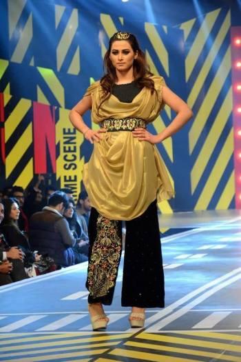 Syra Rizwan Runway Collection Party Wear 2016 6
