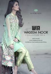 Waseem Noor Luxury Lucid Dreams Collection 2016 3