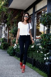 Women's Spring Outerwear Casual Street Style 2016 3