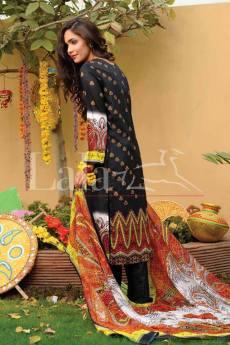 Classic Crinkle Lawn Casual Shalwar kameez Dresses 2016 7