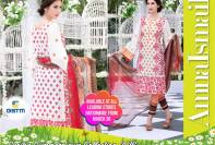 Embroidered Summer Lawn Dresses By Amna Ismail 2016